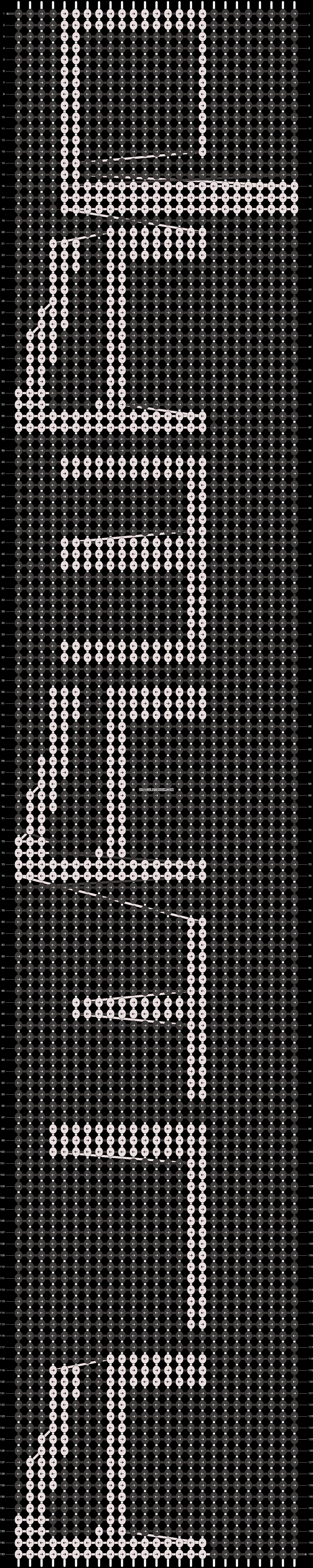 Alpha pattern #19218 pattern