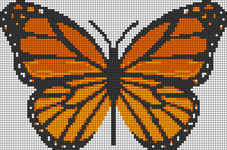 Alpha pattern #19223