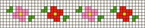Alpha pattern #19236