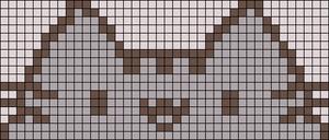 Alpha pattern #19244