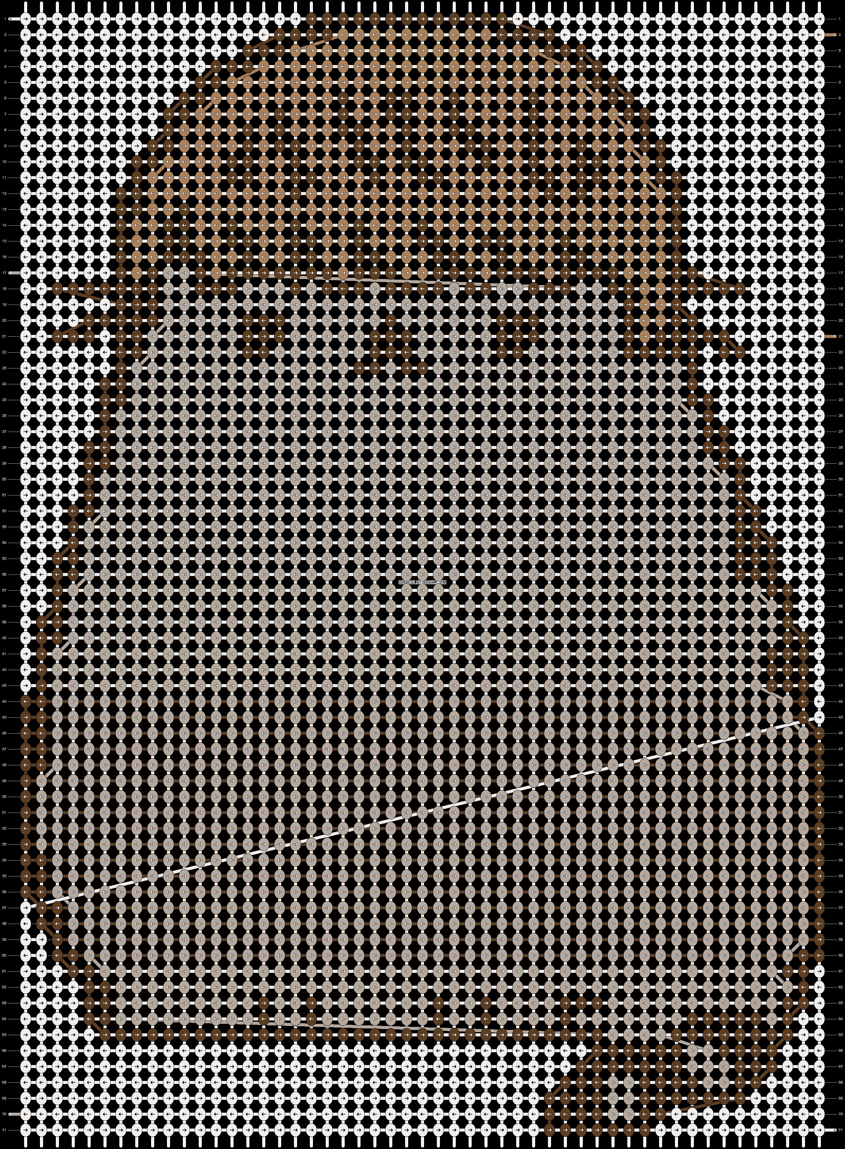 Alpha pattern #19246 pattern