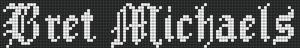 Alpha pattern #19256