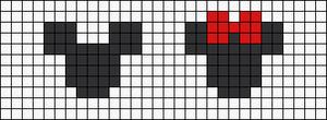 Alpha pattern #19266