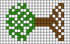 Alpha pattern #19269
