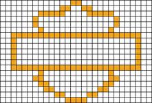 Alpha pattern #19270