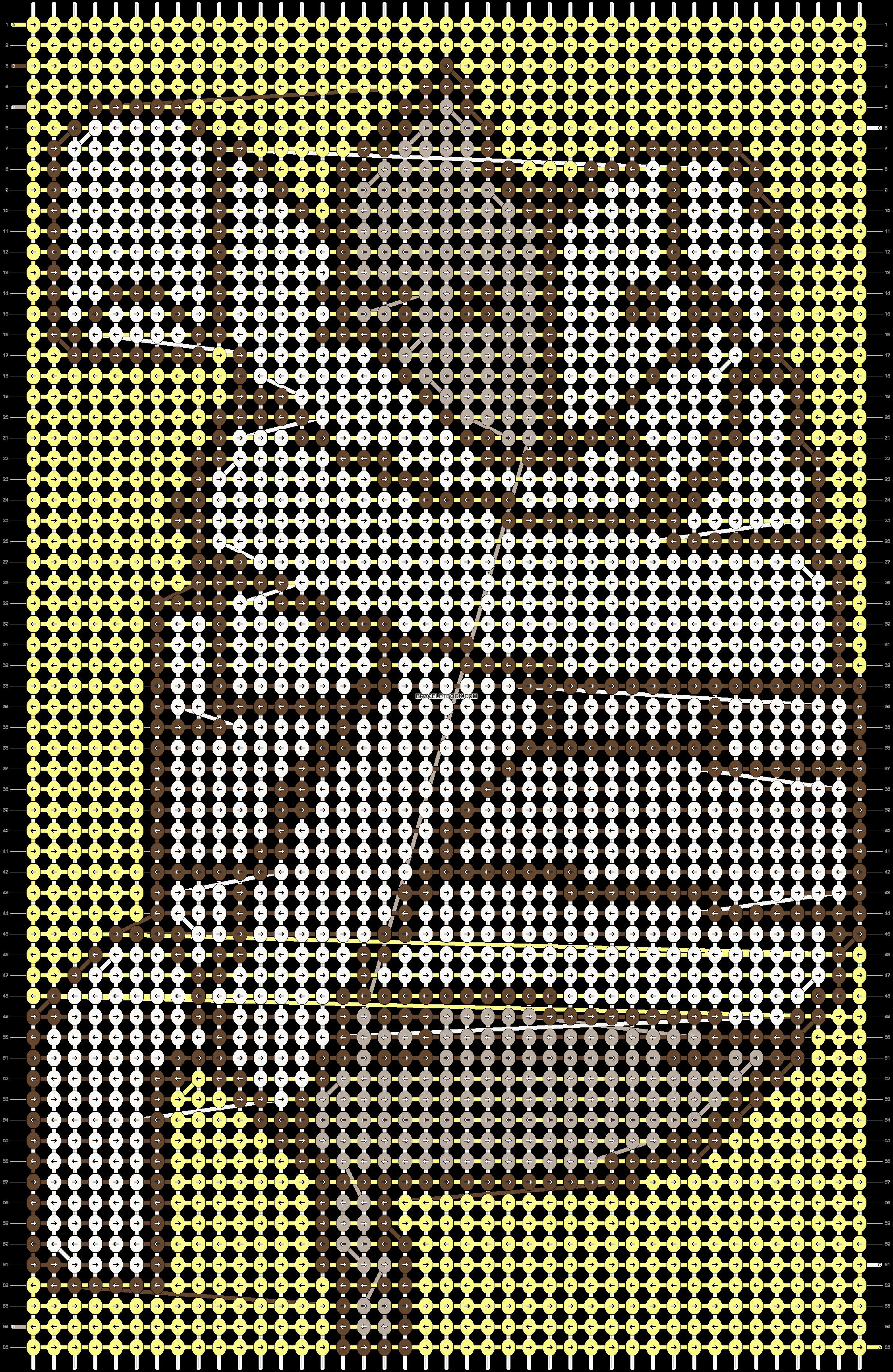 Alpha pattern #19273 pattern