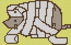 Alpha pattern #19273
