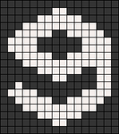Alpha pattern #19278