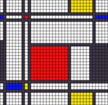 Alpha pattern #19281