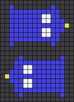 Alpha pattern #19288