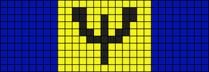 Alpha pattern #19291