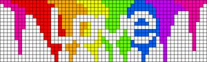 Alpha pattern #19292