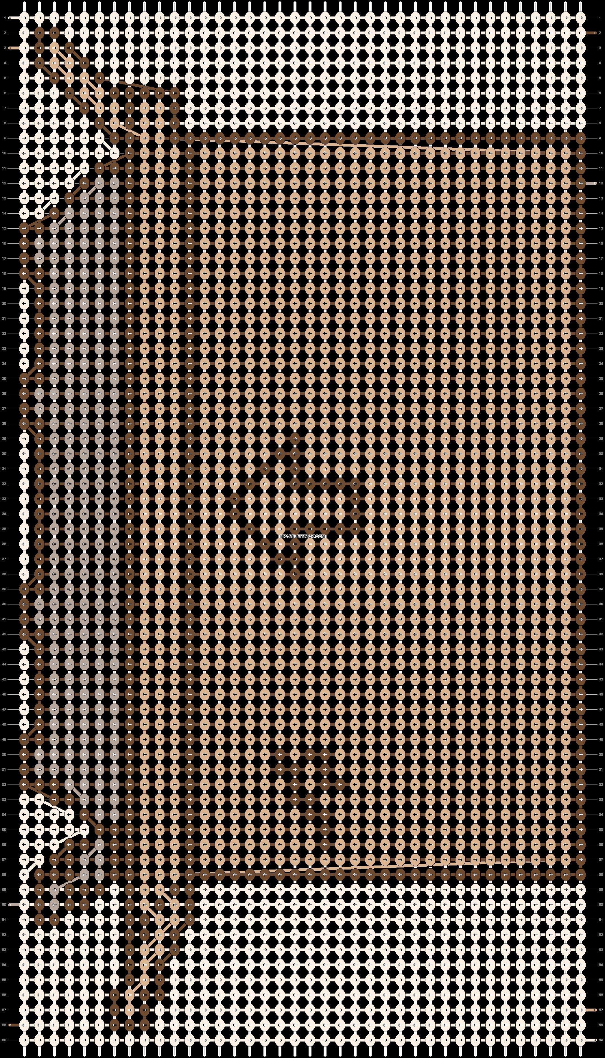 Alpha pattern #19293 pattern