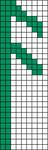 Alpha pattern #19309