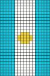 Alpha pattern #19314