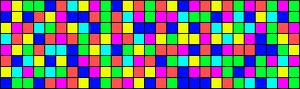 Alpha pattern #19316
