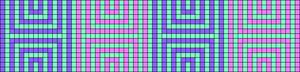 Alpha pattern #19319