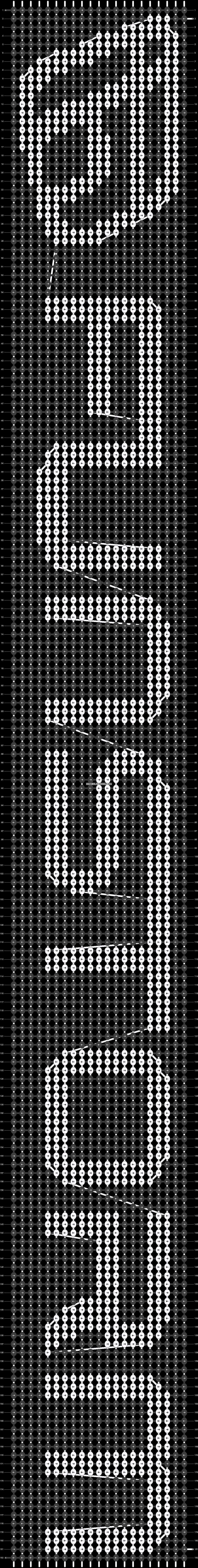 Alpha pattern #19330 pattern