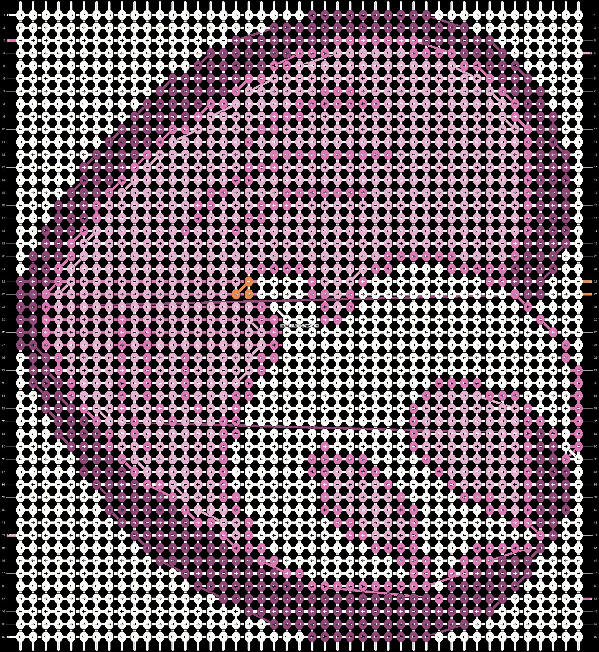 Alpha pattern #19339 pattern