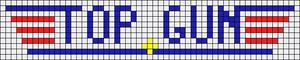 Alpha pattern #19354