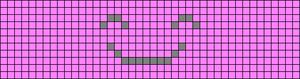Alpha Friendship Bracelet Pattern #19366