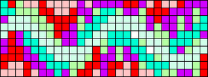 Alpha pattern #19373