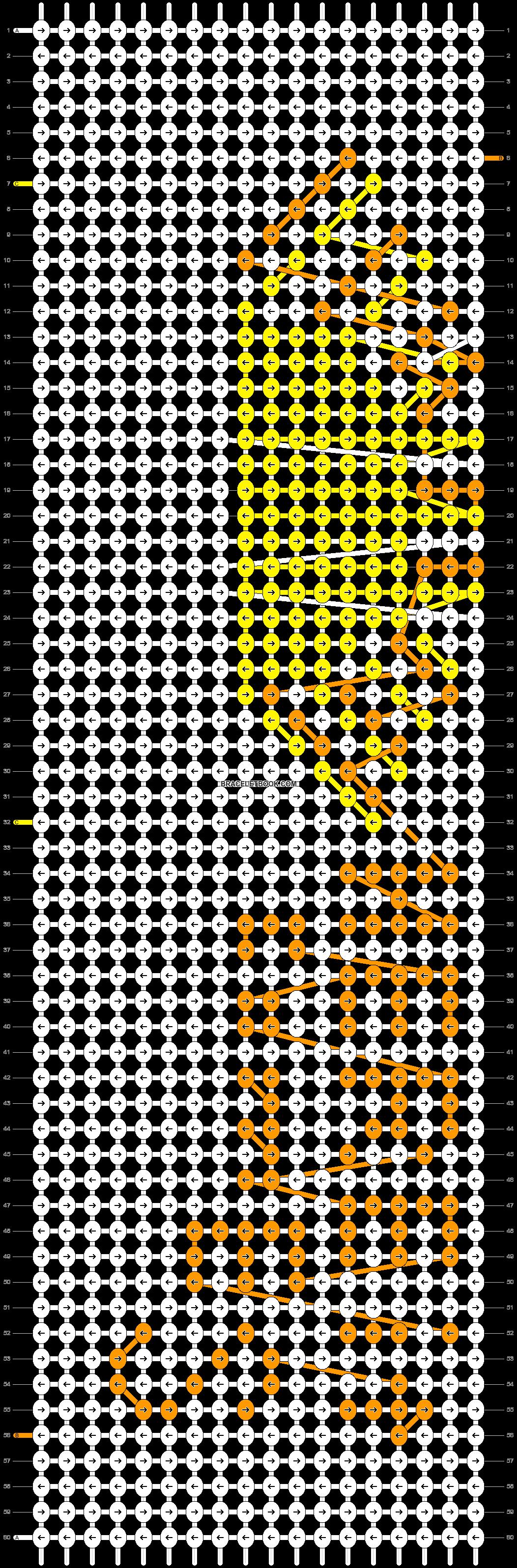 Alpha pattern #19377 pattern