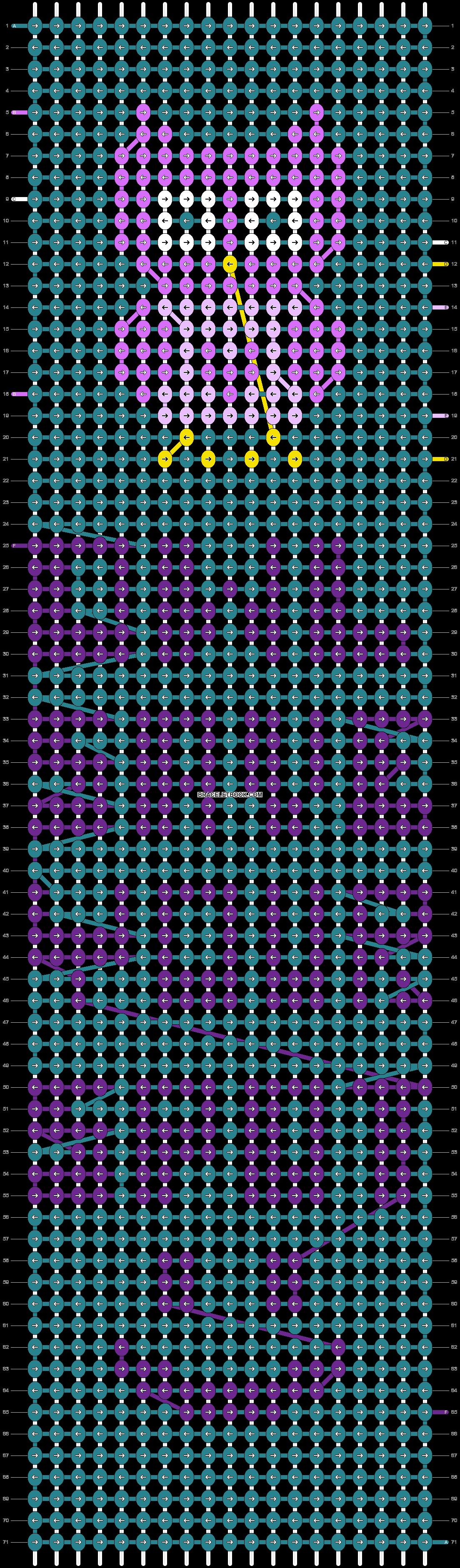 Alpha pattern #19379 pattern