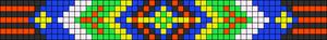 Alpha pattern #19380