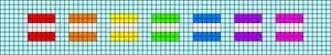 Alpha pattern #19390