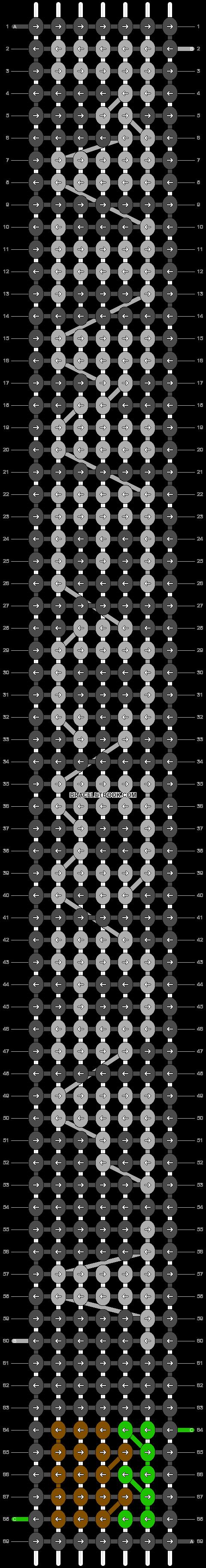 Alpha pattern #19392 pattern