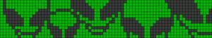 Alpha pattern #19401