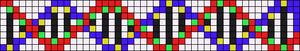 Alpha pattern #19405