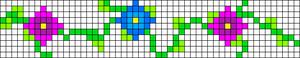 Alpha pattern #19407