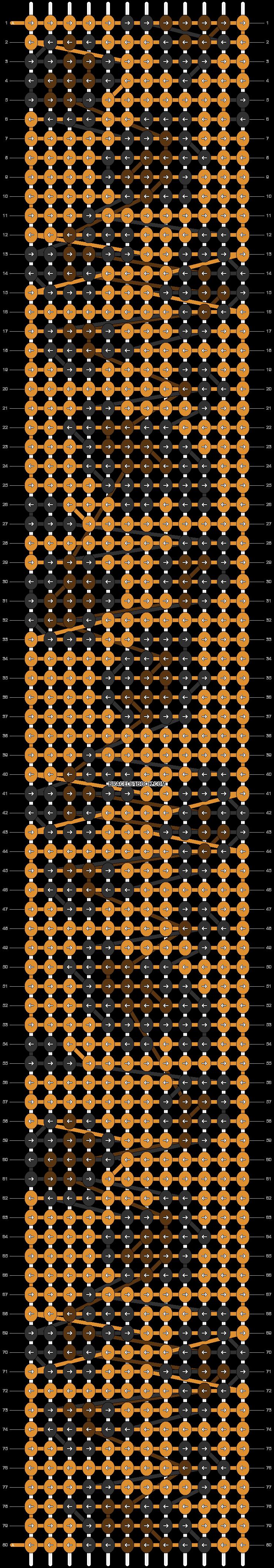 Alpha pattern #19411 pattern