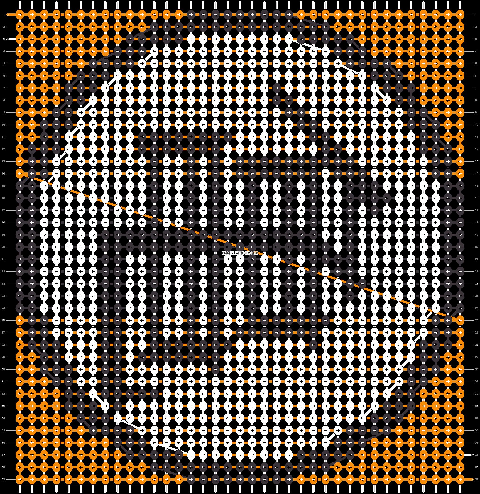 Alpha pattern #19422 pattern