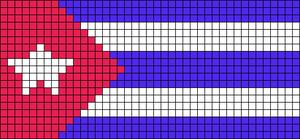 Alpha pattern #19426