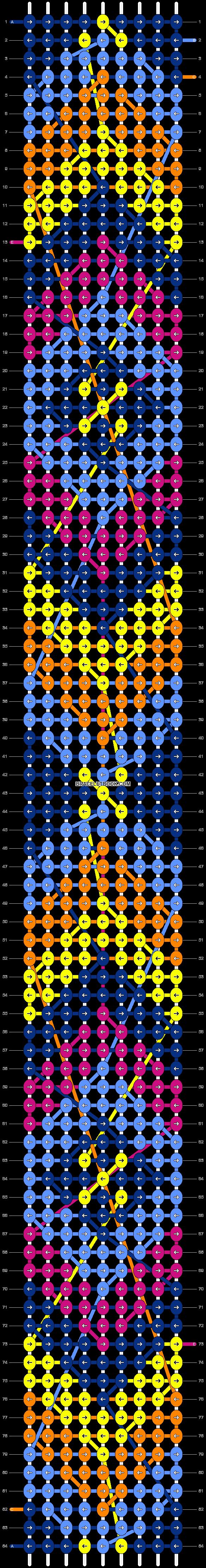 Alpha pattern #19428 pattern