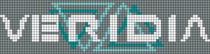 Alpha Friendship Bracelet Pattern #19431