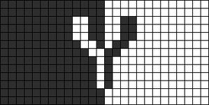Alpha pattern #19433