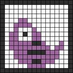 Alpha pattern #19434