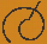 Alpha pattern #19437