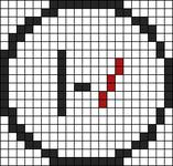 Alpha pattern #19450