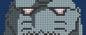 Alpha pattern #19462