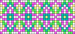 Alpha pattern #19463