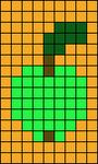 Alpha pattern #19465