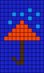 Alpha pattern #19466