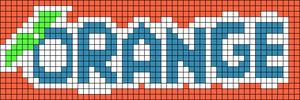 Alpha pattern #19473
