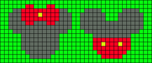 Alpha pattern #19504