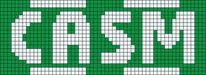Alpha pattern #19508